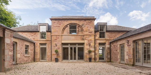 Property developers, Juniper Projects converted an old stable block into a magnificent, contemporary four bedroom home that is perfect for today's lifestyles.
